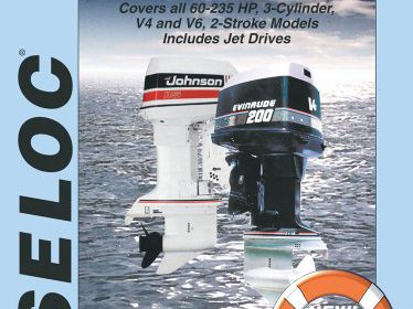 Seloc outboard motor parts for Johnson outboard motor repair