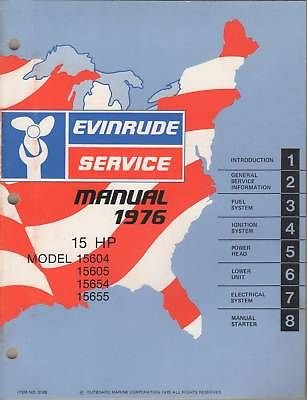 honda 15 hp outboard service manual