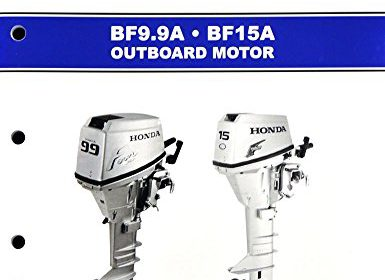 Manual Outboard Motor Parts
