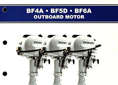Manual outboard motor parts for Boat motor repair shops