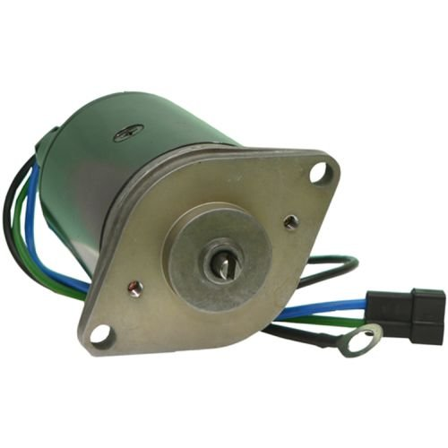 Power outboard motor parts for Power trim motor for johnson outboard