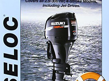 Yamaha outboards 1984-96 repair manual